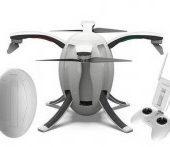 Квадрокоптер PowerEGG с подвесом и видеокамерой PowerVision