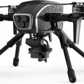 Квадрокоптер PowerEYE с подвесом и видеокамерой PowerVision